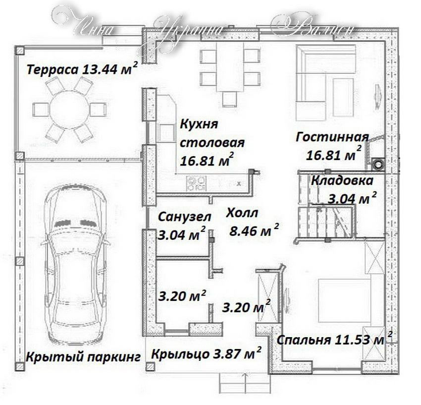 дуплекс Гостомель, Буча, Ирпень